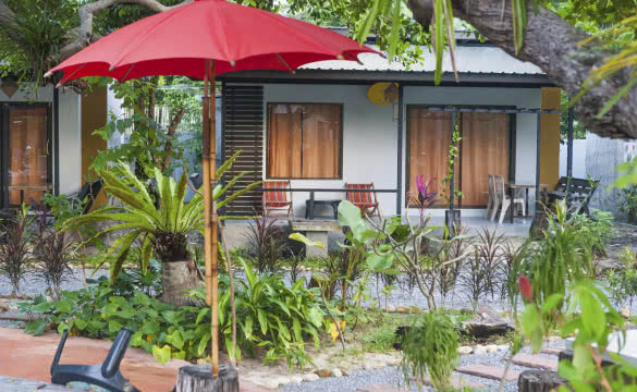 Khun Anna villas with 1 and 2 bedrooms