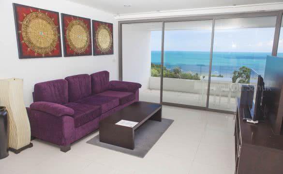Executive Apartment – Tropical Residence