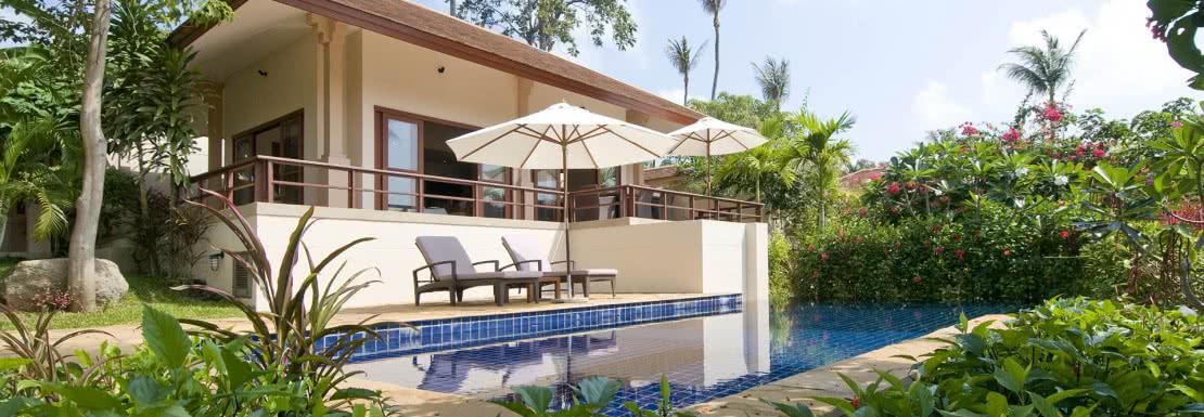 Villa Manmuang, Koh Samui